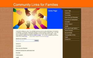 Community Links For Families